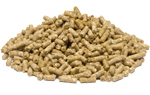 Image of a pelleted feed